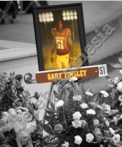 RIP GARY NO REASON TINSLEY
