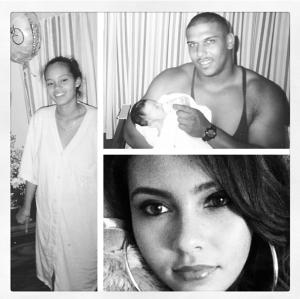 Evelyn Lozada's Baby Daddy | CELEBAMNESIA